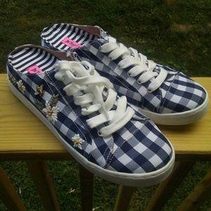 Betsey Johnson sneakers